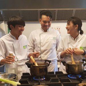 เรียนรู้หลักสูตร WCC Chef Academy กับเชฟ เสือ