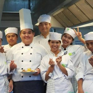 WCC chef academy เชฟเปา หัสพงศ์ เมธีวัชรธนาภรณ์ วันที่ 21กุมภาพันธ์ 2561