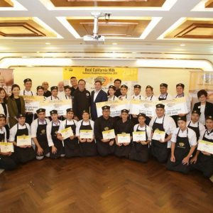 Real California Milk Culinary Academy Competion 2017