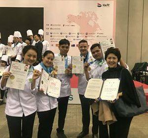 Korean world culinary championship 2018
