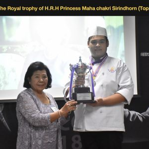 WICC 2018 Wandee International Culinary Competition 2018