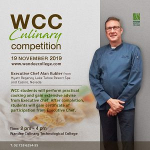 WCC Culinary Competition