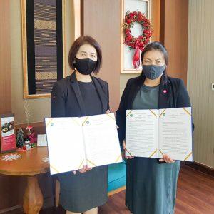 ลงนามในบันทึกความเข้าใจ (MOU) ระหว่าง วิทยาลัยเทคโนโลยีครัววันดี และ โรงแรม Movenpick BDMS Wellness resort Bangkok